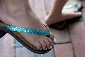 Shoes - 7 Flip Flops
