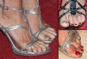 Shoes - 8 Sandal Misery
